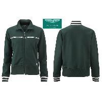 Pull - Gilet Sweatshirt Femme - Vert - Taille M Aston Martin Racing