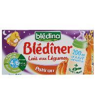 Purees De Legumes Blediner Potiron