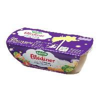 Purees De Legumes Les idees de maman Douceur d' Artichaut Legume Riz - Des 8 Mois - 2 x 200g