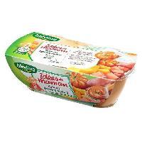 Purees De Legumes Lot de 2 plats cuisines - Potirons et patates douces Idees de Maman Des 8 mois 2 x 200 gr
