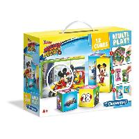 Puzzle 12 Cubes Mickey Multi Play
