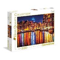 Puzzle Amsterdam Puzzle 500 pieces