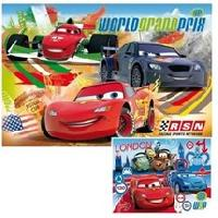 Puzzle CARS Puzzle 2x20 pieces