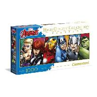 Puzzle CLEMENTONI - Avengers - Puzzle Panorama 1000 Pieces