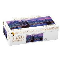 Puzzle CLEMENTONI - Puzzle Adulte 13200 Pieces - Modele New York