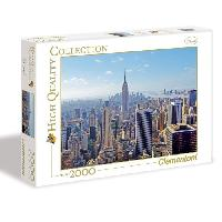 Puzzle CLEMENTONI Puzzle New York 2000 pieces
