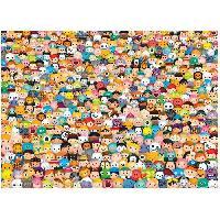 Puzzle CLEMENTONI Tsum Tsum Puzzle 1000 pieces