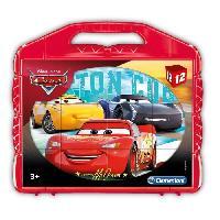 Puzzle Cars 3 - 12 Cubes Puzzle