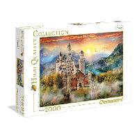 Puzzle Chateau de Neuschwanstein Puzzle 2000 pieces