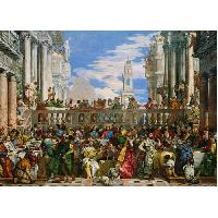 Puzzle Collection Museum Veronese Les noces de Cana Puzzle 1000 pieces