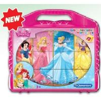 Puzzle Cubes 12 pieces - Princesses