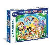 Puzzle DISNEY Puzzle 60p Maxi