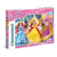 Puzzle Disney Princess Puzzle 104 Pieces