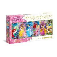 Puzzle Disney Princesses - Puzzle Panorama 1000 Pieces