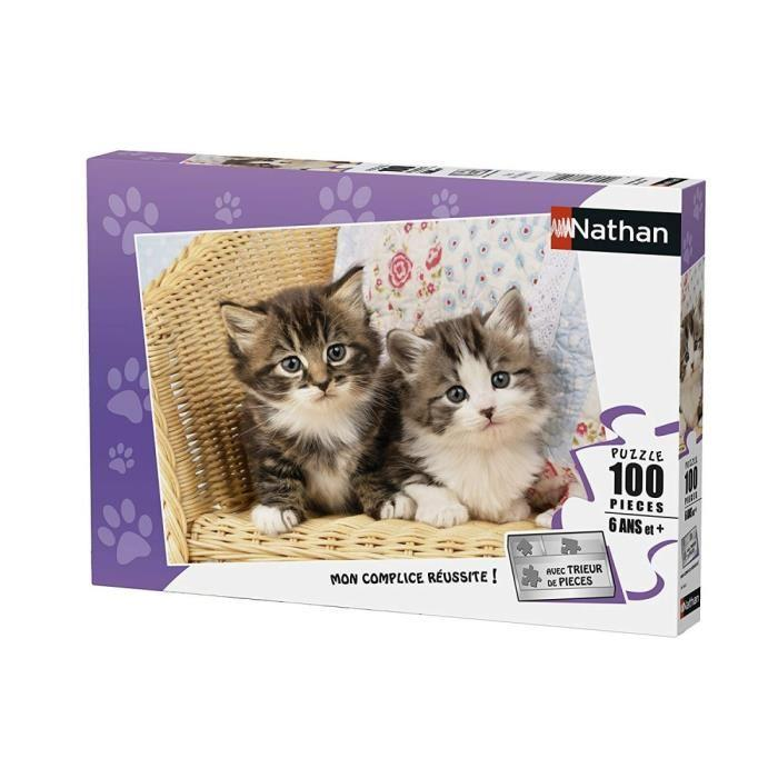 Puzzle-Duo-de-Chatons-Nathan
