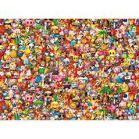 Puzzle Emoji Puzzle 1000 pieces