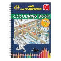 Puzzle JUMBO Livre de Coloriage