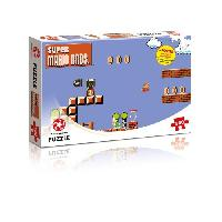 Puzzle PUZZLE - Super Mario Bros - High Jumper - 500 pieces