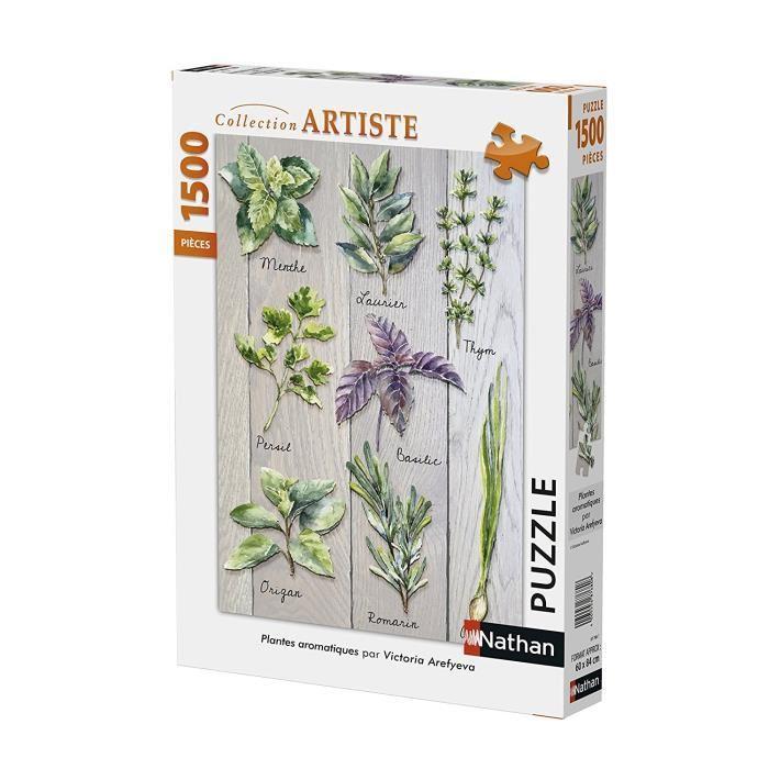 Puzzle-Plantes-Aromatiques-1500-pcs-Nathan