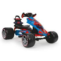 Quad - Kart - Buggy THE ULTIMATE SPIDERMAN Go Kart a pedales