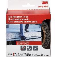 Quincaillerie 3M Bande adhesive antiderapante - 4.5 m x 101 mm - Noir