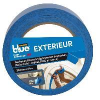 Quincaillerie 3M Ruban de Masquage Spécial Extérieur ScotchBlue - Bleu - 41mx36mm