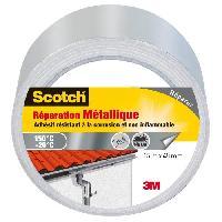 Quincaillerie 3M SCOTCH Ruban adhésif - 15 m x 48 mm - Spécial surface métallique