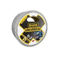 Quincaillerie 3M Toile de Réparation Universal - Gris - 25mx48mm