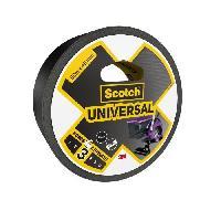 Quincaillerie 3M Toile de Réparation Universal - Noir - 50mx48mm