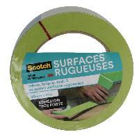 Quincaillerie SCOTCH Ruban de masquage - 41 m x 36 mm - Surfaces rugueuses
