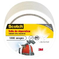 Quincaillerie SCOTCH Toile adhesive de reparation - 10 m x 48 mm - Blanc