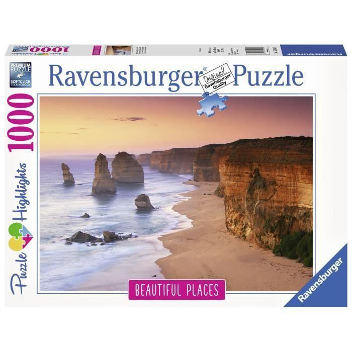 RAVENSBURGER-Puzzle-1000-p-Great-Ocean-Road-Australie-Puzzle-Highlights