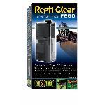 REPTI CLEAR 250 filtre debit 240 lh