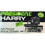 RRadio CB President TXMU668 Harry 3 multinorme