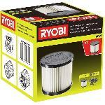 RYOBI Filtre Hepa H12 amovible et lavable pour R18PV