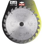 RYOBI Lame carbure 24 dents diametre 254 mm alésage 30mm