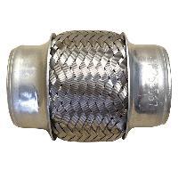 Raccords Echappements Flexible Echappement FP265-567- DIAM MINI 53MM MAXI 77MM