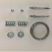 Raccords Echappements Kit de fixation joint echappement diametre 58mm