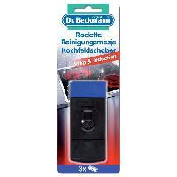 Raclette - Ustensile Entretien Des Vitres DR BECKMANN Raclette induction et plaque vitroceramique