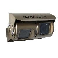 Radar Et Camera De Recul - Aide A La Conduite INOVTECH Camera de recul filaire - Double optique