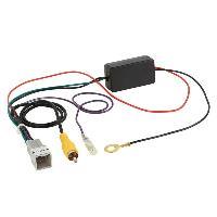 Radar Et Camera De Recul - Aide A La Conduite Module de recuperation camera de recul pour Mitsubishi Fiat Generique