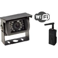 Radar Et Camera De Recul - Aide A La Conduite SNOOPER Camera de recul RC60 + Transmetteur Wifi