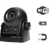 Radar Et Camera De Recul - Aide A La Conduite SNOOPER Camera de recul Wifi auto-alimentee