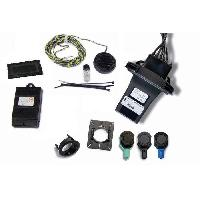 Radar de recul RADAR DE RECUL AVEC AFFICHEUR ET BUZER A 4 CAPTEURS SANS FILS GEMINI 12V et 24V - Sensors de parking Generique