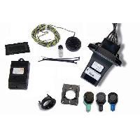 Radar de recul RADAR DE STATIONNEMENT AV A 4 CAPTEURS 12V 24V AVEC BUZER - Sensors de parking Generique