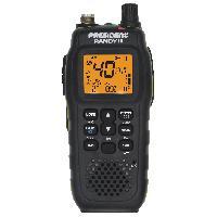 Radiocommunication Randy 3 Version Mobile et Portable