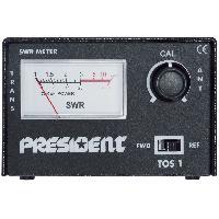 Radiocommunication TOS-metre President ACDC001