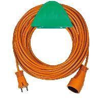 Rallonge Rallonge orange 30m H05VV-F2x1.5