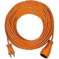 Rallonge Rallonge orange 40m H05VV-F2x1.5