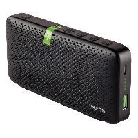 Rangement - Transport LEITZ Enceinte portable de conférence - Noir